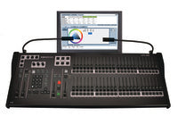 Leprecon LPC-V3, 96 Fader Console, Encoders