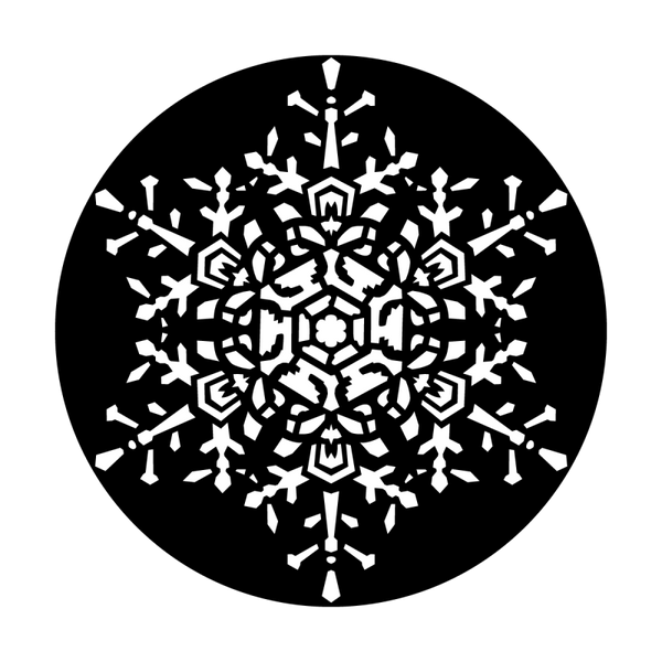 Apollo Snowflake Medium Lace Gobo