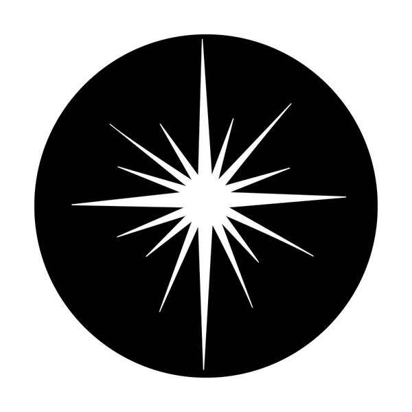 Apollo Christmas Star Gobo