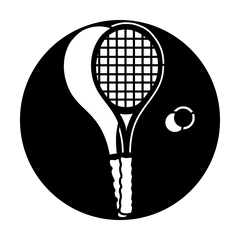Apollo Sports - Tennis Racket Gobo