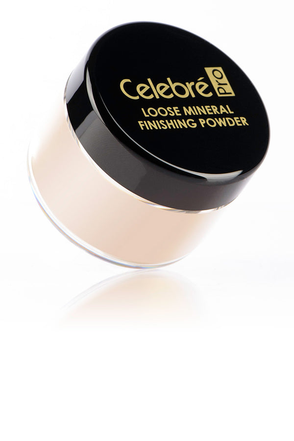 Mehron Celebre Loose Mineral Finish Powder