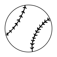 Apollo Sports Ball - Baseball Gobo