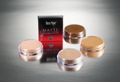 Ben Nye Matte HD Foundations