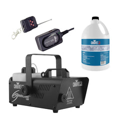 Hurricane 1200 Fog Machine Bundle