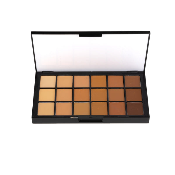 Ben Nye MatteHD Olive Brown Foundations - 18 colors