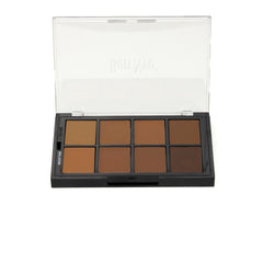 Ben Nye Studio Color MatteHD Brown Foundation Palette