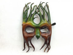 Leather Treeman Mask