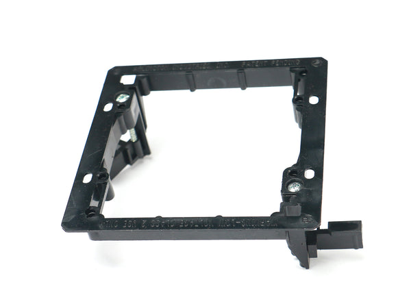 Elite Core Q-1-UMB-EC Double Gang Low Voltage Universal Mounting Bracket for Existing Construction