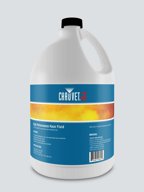 Chauvet DJ Performance Haze Fluid - Gallon