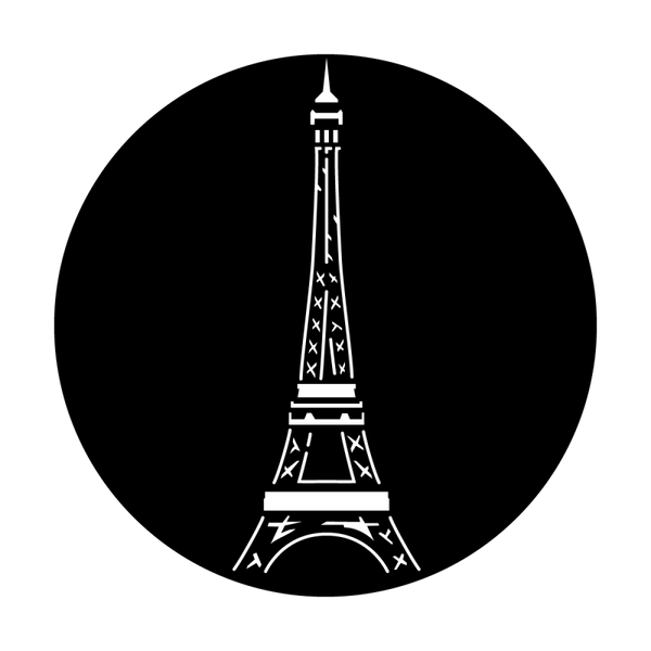 Apollo Eiffel Tower Gobo