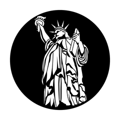 Apollo Ms. Liberty 2 Gobo