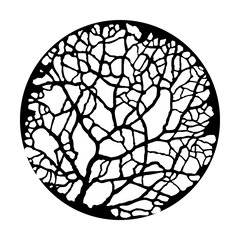 Apollo Tree - Budding - Thin Gobo