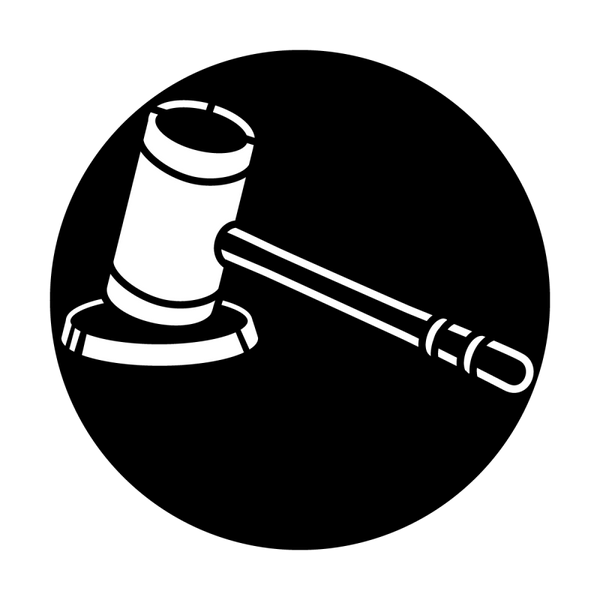 Apollo Gavel Gobo