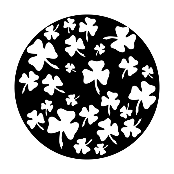 Apollo Breakup Shamrock Gobo