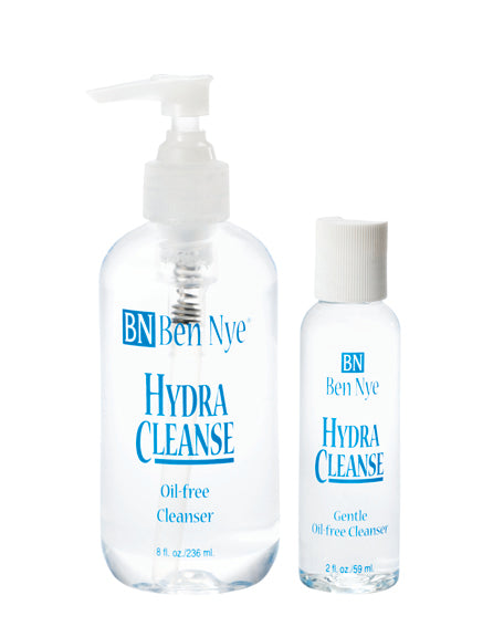 Ben Nye Hydra Cleanse (Oil-free Makeup Remover)