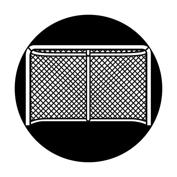 Apollo Hockey Net Gobo