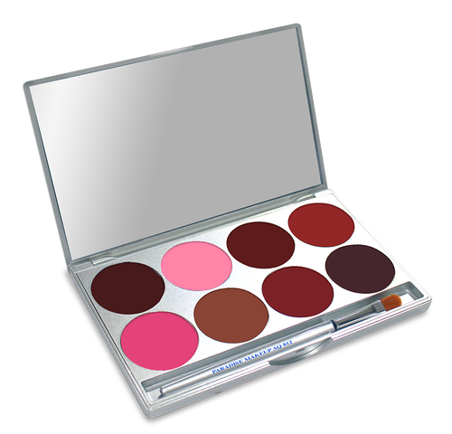 Mehron L.I.P. Cream Palette - Limited Edition