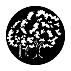 Apollo Trees - Natural Gobo