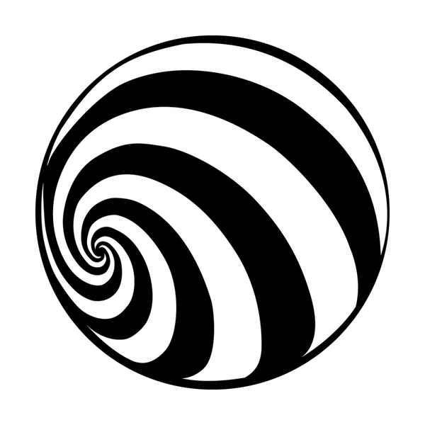 Apollo Hypnotic Spiral Gobo