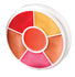 Ben Nye Lip Gloss Wheel - 6 Colors
