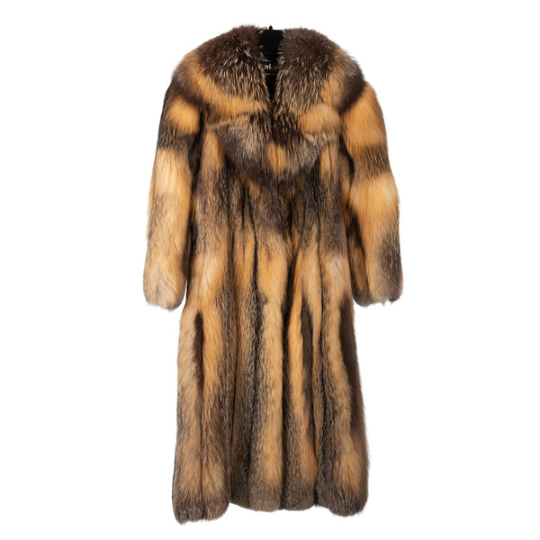 American Cross Fox Coat