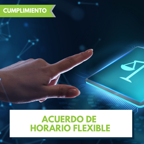 Acuerdo de Horario Flexible - Version PDF