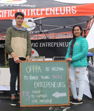 OPPPA: Raising Young Pacific Entrepreneurs