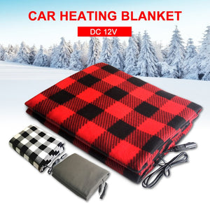 PROMO - 2 Heated Car Blankets