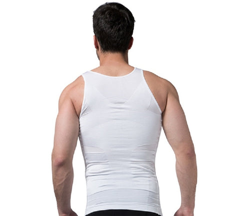 Image of Body Slimming Tank Top for Men