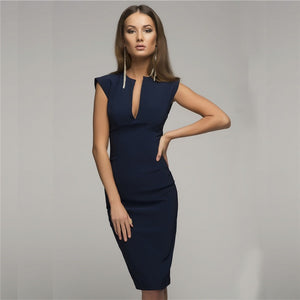 Sophisticated and Elegant Evening Dress