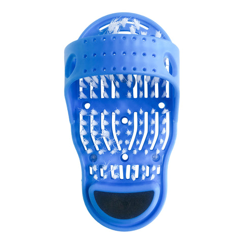 Image of Massage Exfoliating Shower Slipper
