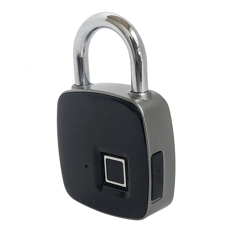 Waterproof Fingerprint Biometric Padlock