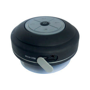 The Smallest Waterproof Bluetooth Shower Speaker