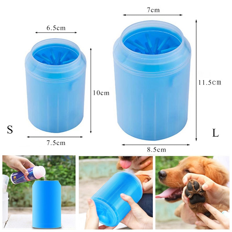 The Best Pet Paw Washer