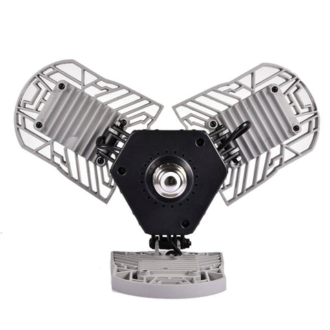 Image of High Intensity 360 Degree Led Ceiling Lamp Shop / Garage Light