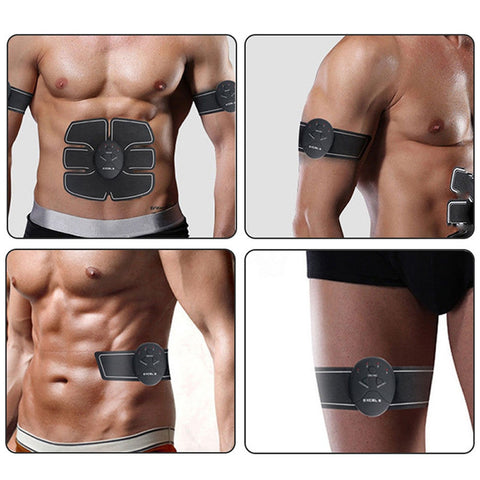 The Electric Muscle Stimulating Ab Trainer
