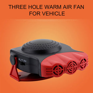 PROMO-1 Portable Car Heater RD