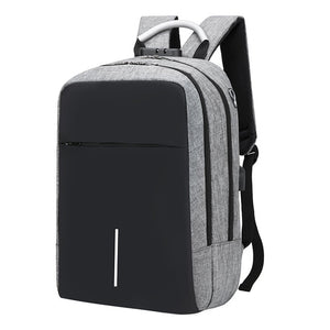 The Ultimate Anti-Theft Smart Backpack
