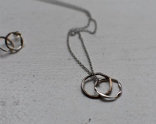 Thirteenth X Franny E - One Of A Kind Collection: 'By The Shore' Necklace