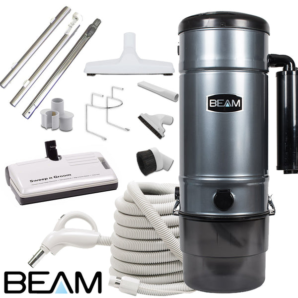 Buy Beam 398a Standard Electric Central Vacuum Package