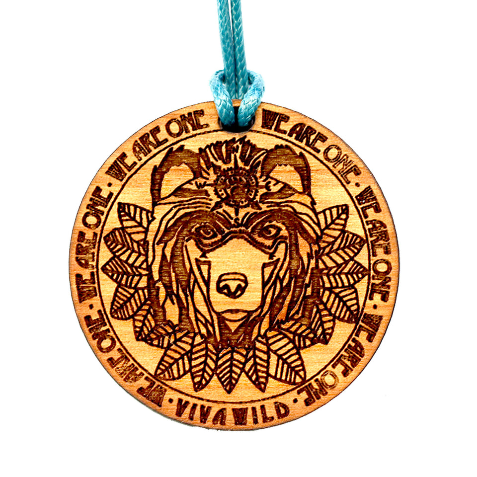 Bear Power Pendant
