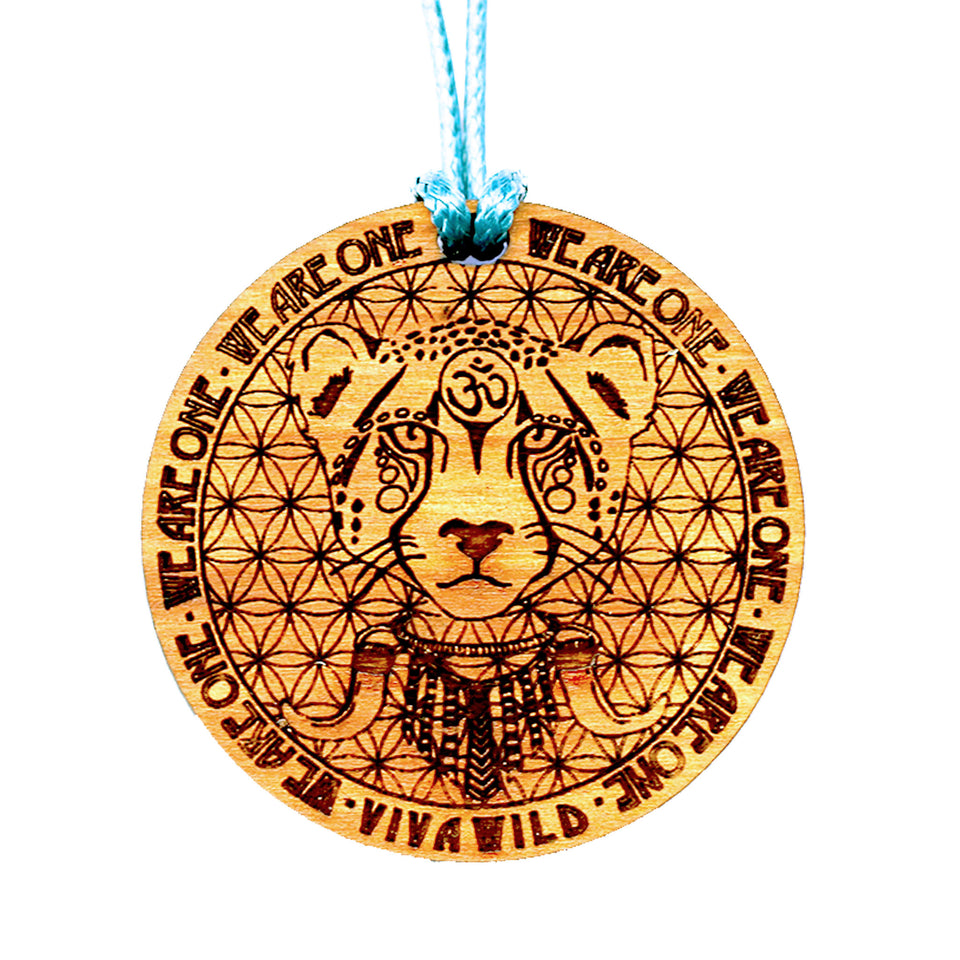 Cheetah Power Pendant