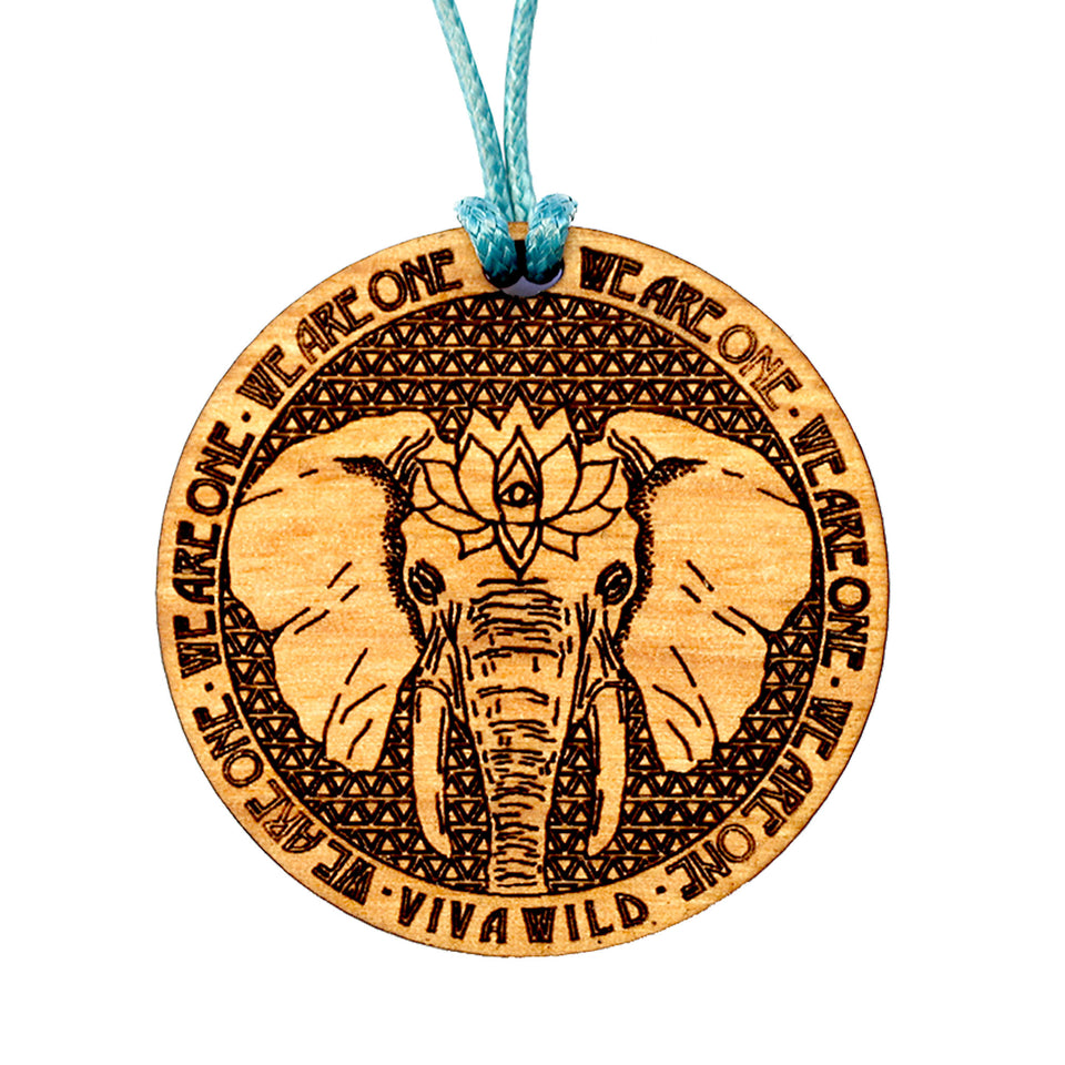 Elephant Power Pendant