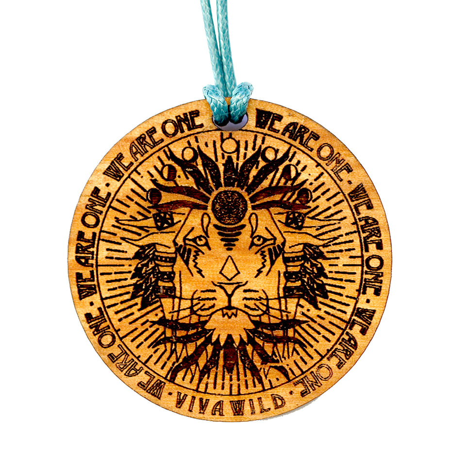 Lion Power Pendant