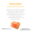 Sunstone Healing Properties