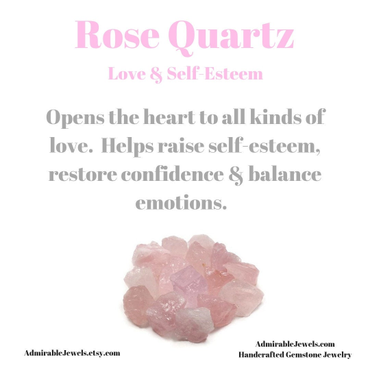 Rose Quartz Healing Properties