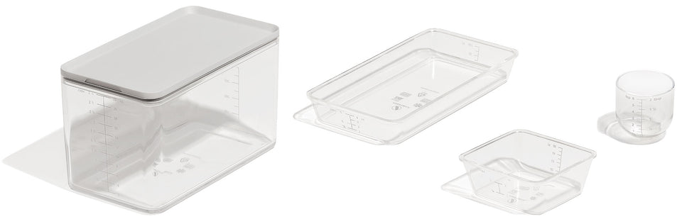 Prepdeck Containers