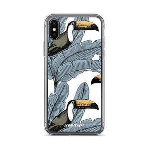 Toucan Dreaming iPhone Case