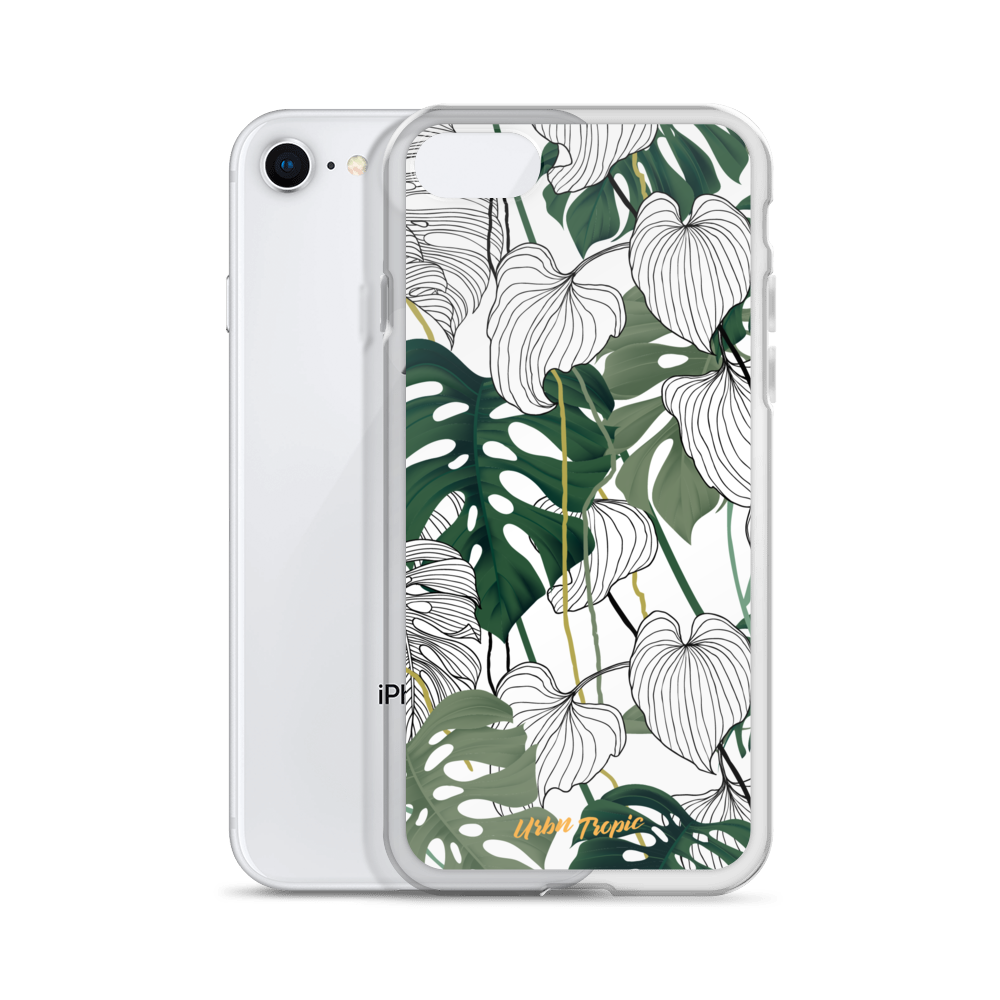 Monstera Marvel iPhone Case