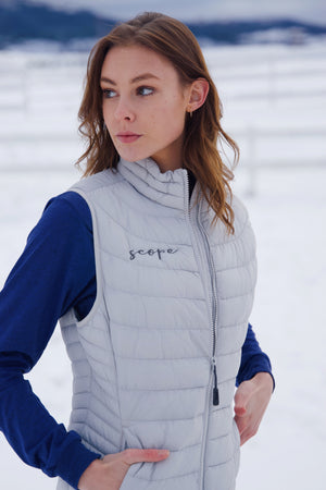 Scope Puffy Vest